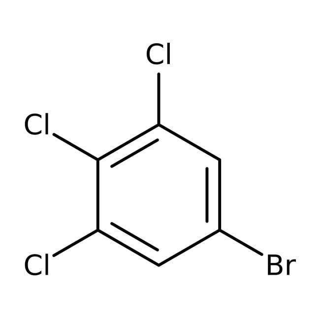 Alfa Aesar™1-Bromo-3,4,5-trichlorobenzene, 98% 25g Alfa Aesar™1-Bromo-3,4,5-trichlorobenzene, 98%
