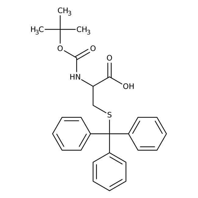 BOC-S-trityl-L-cysteine, 99%, ACROS Organics™