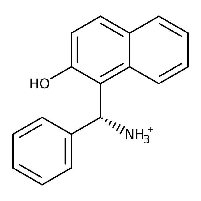 (r)-(-)-1-( -aminobenzyl)-2-naphthol, 99%, Acros Organics