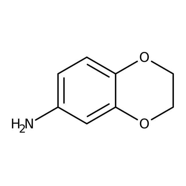 1,4-Benzodioxan-6-amine, 99%, ACROS Organics