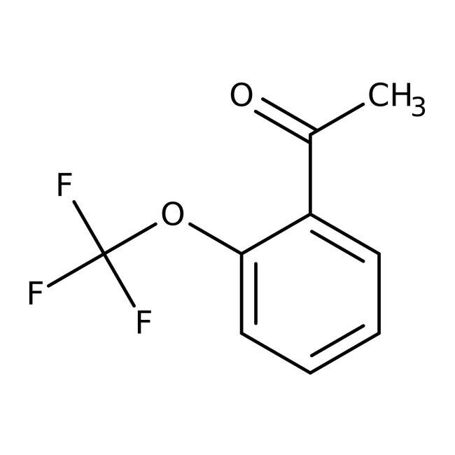 Alfa Aesar™2'-(Trifluoromethoxy)acetophenone, 98+% 1g Alfa Aesar™2'-(Trifluoromethoxy)acetophenone, 98+%