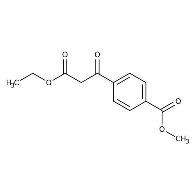 Methyl 4-methoxycarbonylbenzoylacetate, 95%, ACROS Organics™