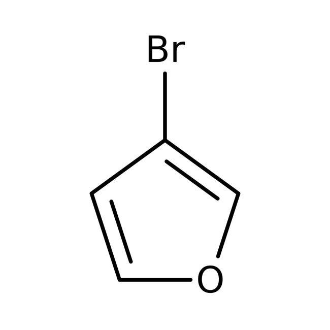 3-Bromofuran, 98%, Acros Organics