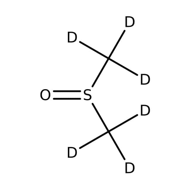 Methyl sulfoxide-d6, for NMR, with 0.03% TMS, 99.9 atom% D, ACROS Organics