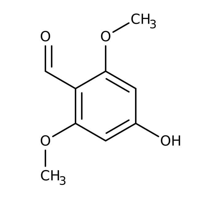 4-Hydroxy-2,6-dimethoxybenzaldehyde 97.0+%, TCI America™
