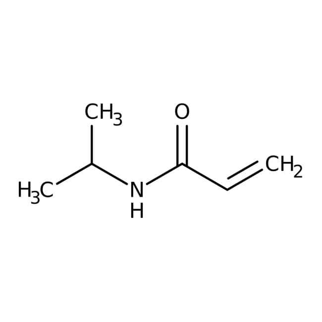 N-Isopropylacrylamide (stabilized with MEHQ) 98.0+%, TCI America™