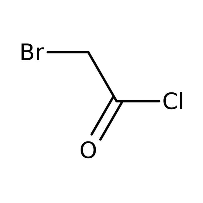 Bromoacetyl chloride, 95%, ACROS Organics™