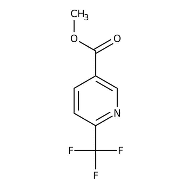 Methyl 6-(trifluoromethyl)nicotinate, 97%, ACROS Organics™ 1g Methyl 6-(trifluoromethyl)nicotinate, 97%, ACROS Organics™