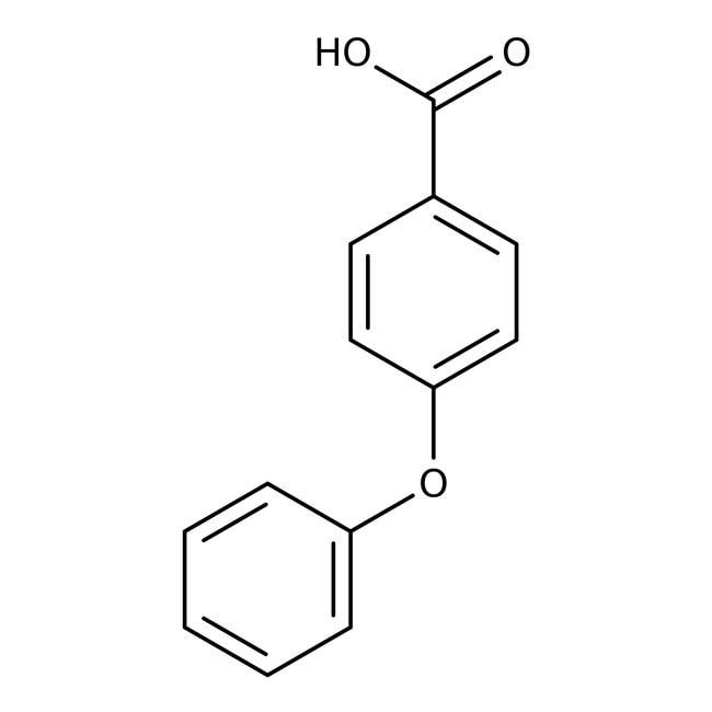 4-Phenoxybenzoic acid, 98%, ACROS Organics
