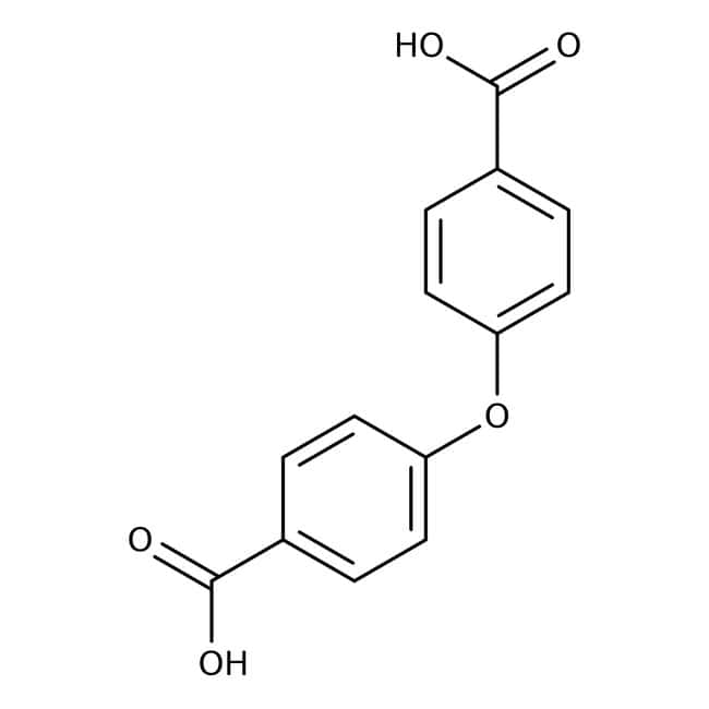 Alfa Aesar™4,4'-Oxybis(benzoic acid), 98+%: Benzene and substituted derivatives Benzenoids