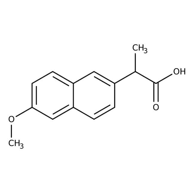 (S)-(+)-2-(6-Methoxy-2-naphthyl)propionic Acid 99.0+%, TCI America™