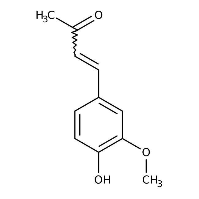 (E)-4-(4-Hydroxy-3-methoxyphenyl)-3-buten-2-one 98.0+%, TCI America™