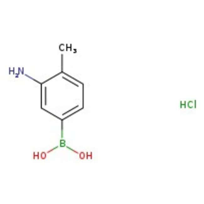 3-Amino-4-methylphenylboronic acid, 98%, Acros Organics