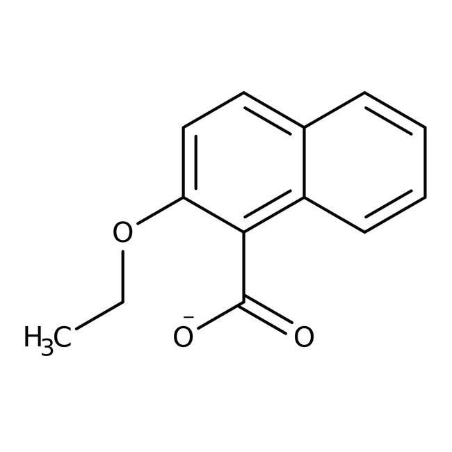 2-Ethoxynaphthoic acid, 98%, ACROS Organics™