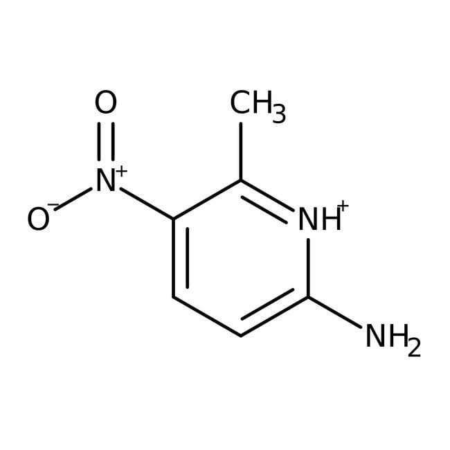 Alfa Aesar™6-Amino-2-methyl-3-nitropyridine, 95% 5g Alfa Aesar™6-Amino-2-methyl-3-nitropyridine, 95%