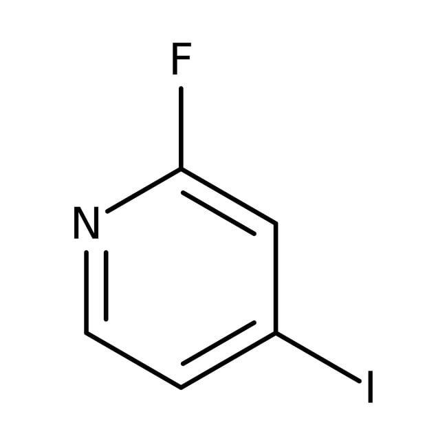 Alfa Aesar™2-Fluoro-4-yodopiridina, 95% 1g Alfa Aesar™2-Fluoro-4-yodopiridina, 95%