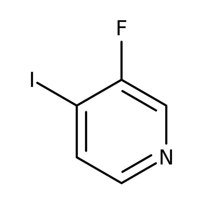 3-Fluoro-4-iodopyridine, 97%, ACROS Organics