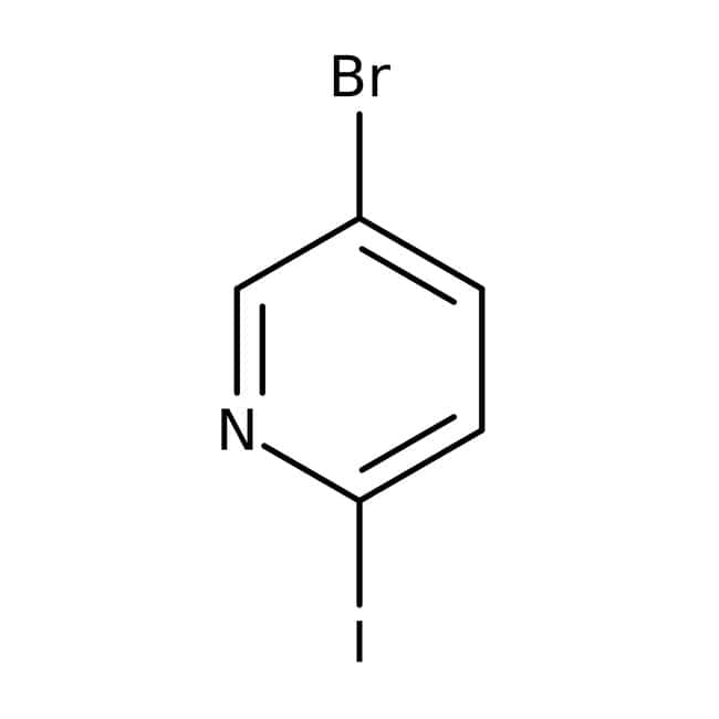 5-Bromo-2-iodopyridine, 98%, ACROS Organics™