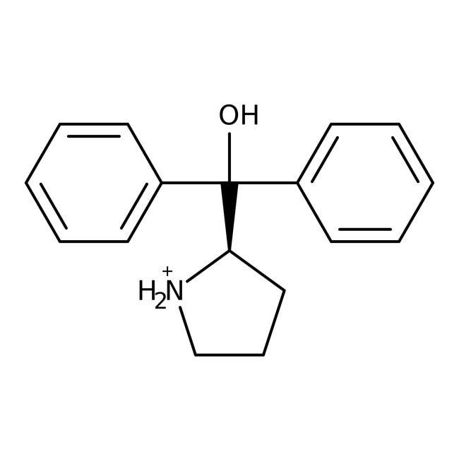 (R)-(+)-alpha,alpha-Diphenyl-2-pyrrolidinemethanol, 98%, Acros Organics