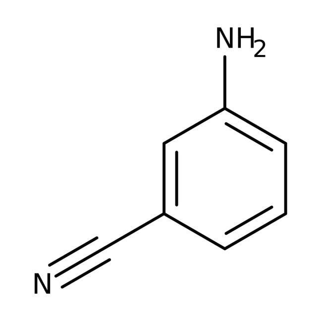3-Aminobenzonitrile, 99%, ACROS Organics™