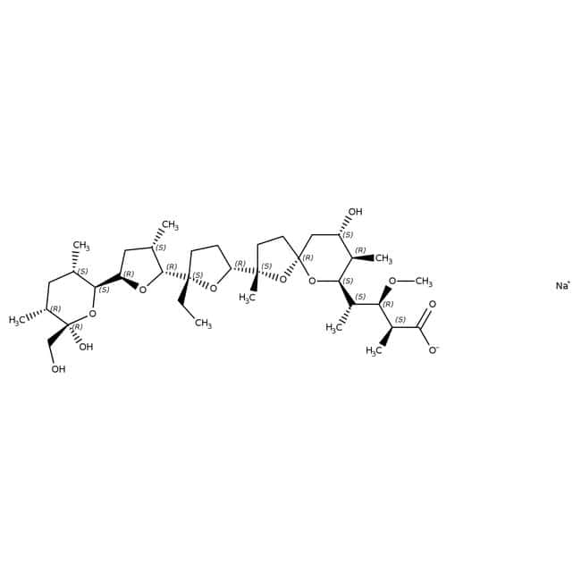 Alfa Aesar  Monensin sodium salt, 90-95.5%