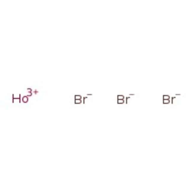 Alfa Aesar™Holmium(III) bromide hydrate, REacton™, 99.99% (REO) 50g Alfa Aesar™Holmium(III) bromide hydrate, REacton™, 99.99% (REO)