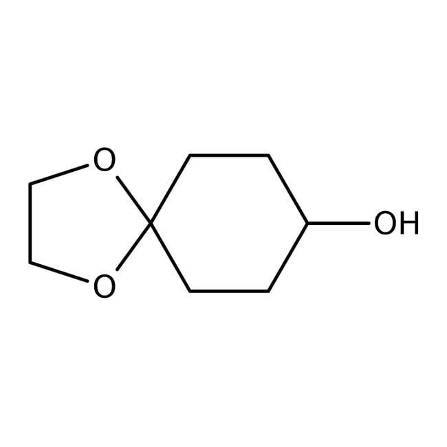 1,4-Dioxaspiro[4.5]decan-8-ol, 98%, ACROS Organics™