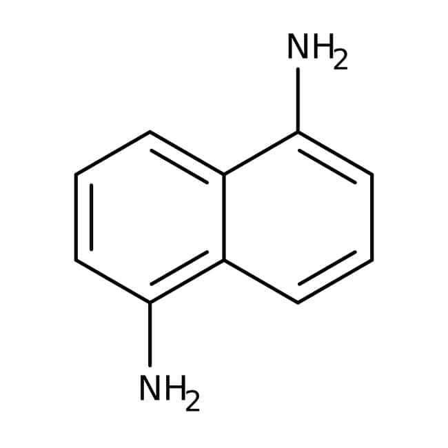 1,5-Diaminonaphthalene, 97%, ACROS Organics™