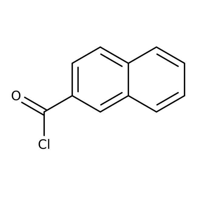 2-Naphthoyl chloride, 98%, Acros Organics