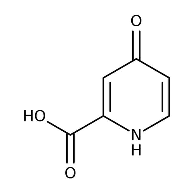 Alfa Aesar™4-Hydroxypyridine-2-carboxylic acid, 97% 5g Alfa Aesar™4-Hydroxypyridine-2-carboxylic acid, 97%