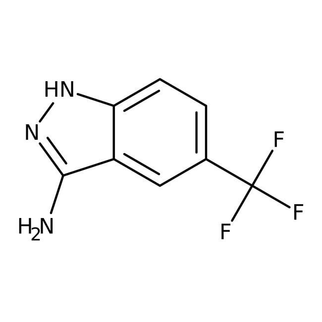 3-Amino-5-(trifluoromethyl)-1H-indazole, 95%, ACROS Organics