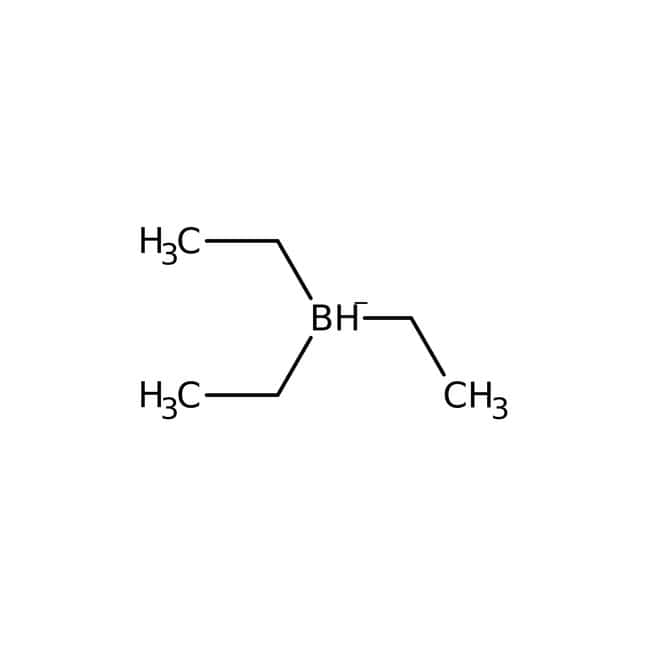 Lithium triethylborohydride, 1.7M solution in THF, ACROS Organics™