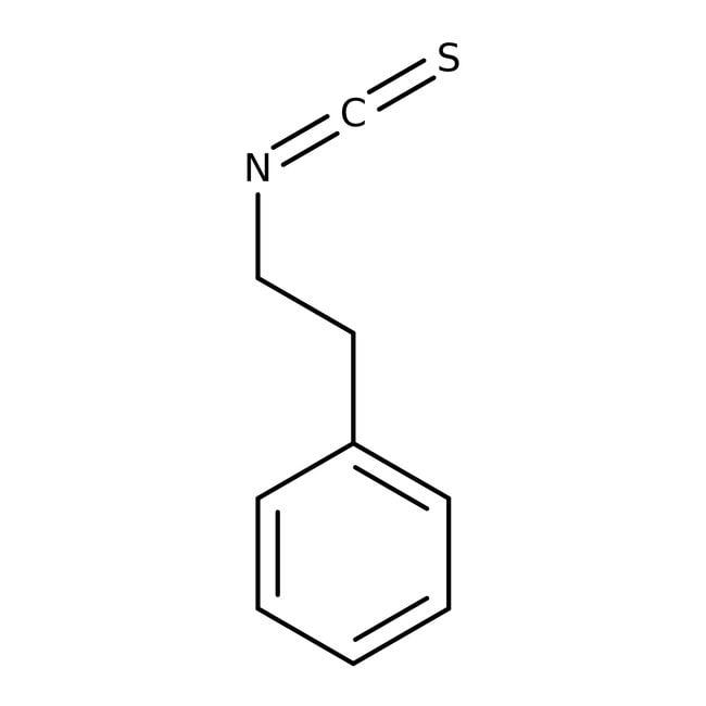 Phenylethyl isothiocyanate, 96%, ACROS Organics™