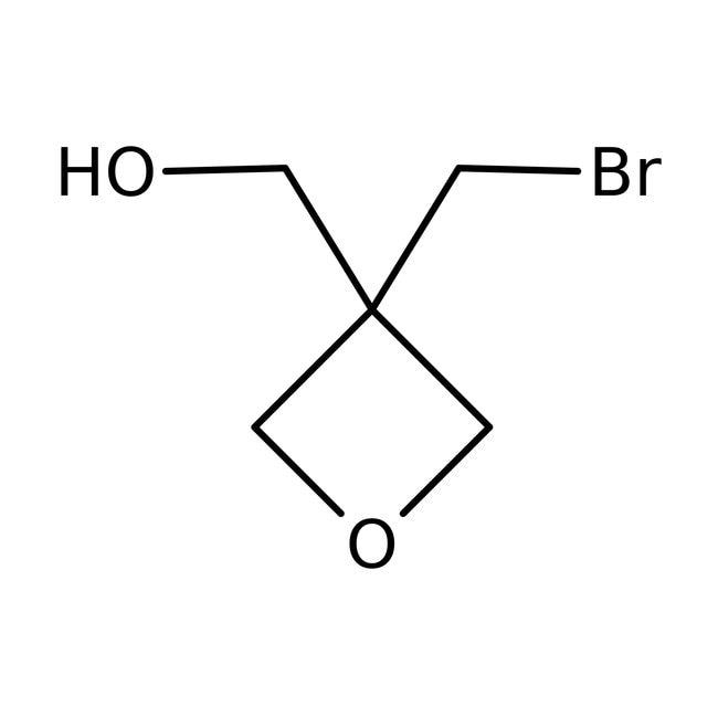 Alfa Aesar™3-Bromométhyl-3-oxétanéméthanol, 95% 500mg Alfa Aesar™3-Bromométhyl-3-oxétanéméthanol, 95%