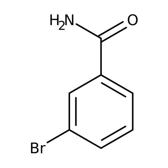 Alfa Aesar™3-Bromobenzamide, 99% 25g Alfa Aesar™3-Bromobenzamide, 99%