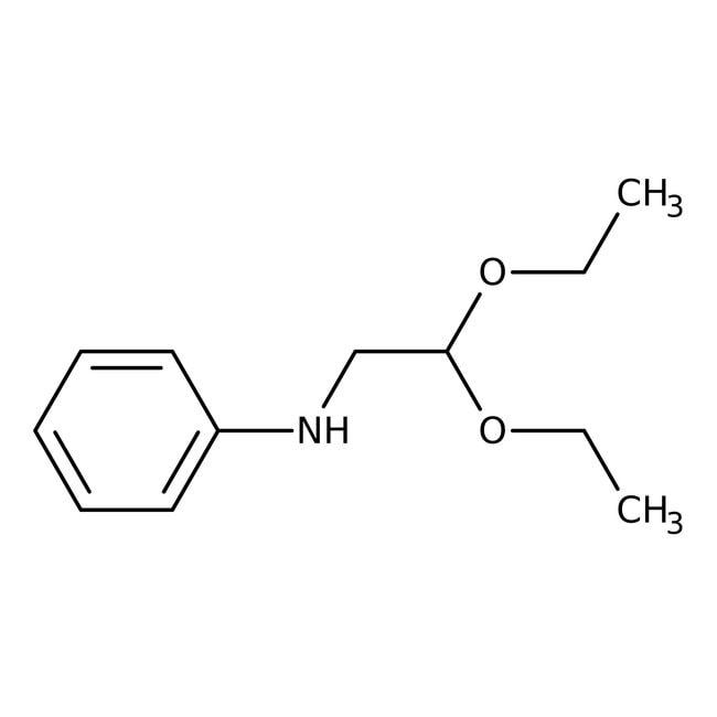 Anilinoacetaldehyde diethyl acetal, 98%, Acros Organics