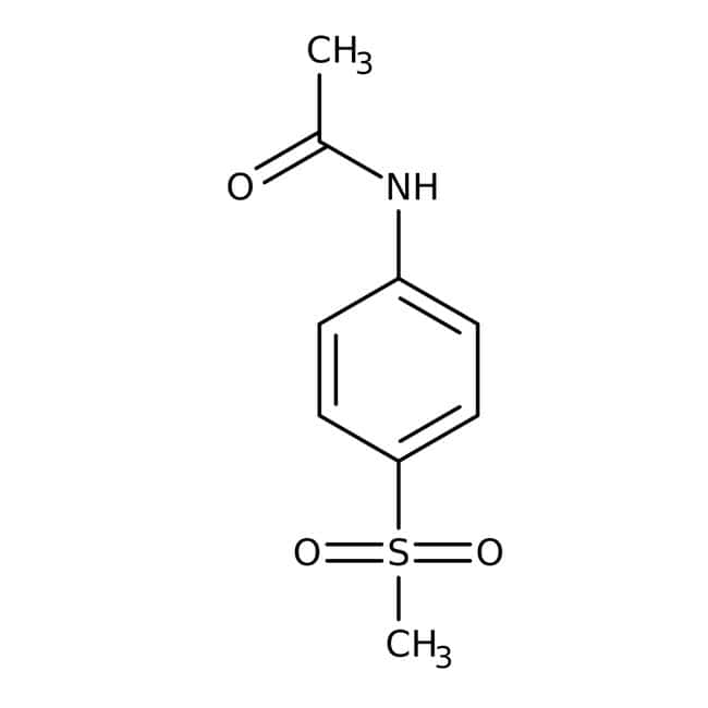 Alfa Aesar™4'-(Methylsulfonyl)acetanilide, 96%