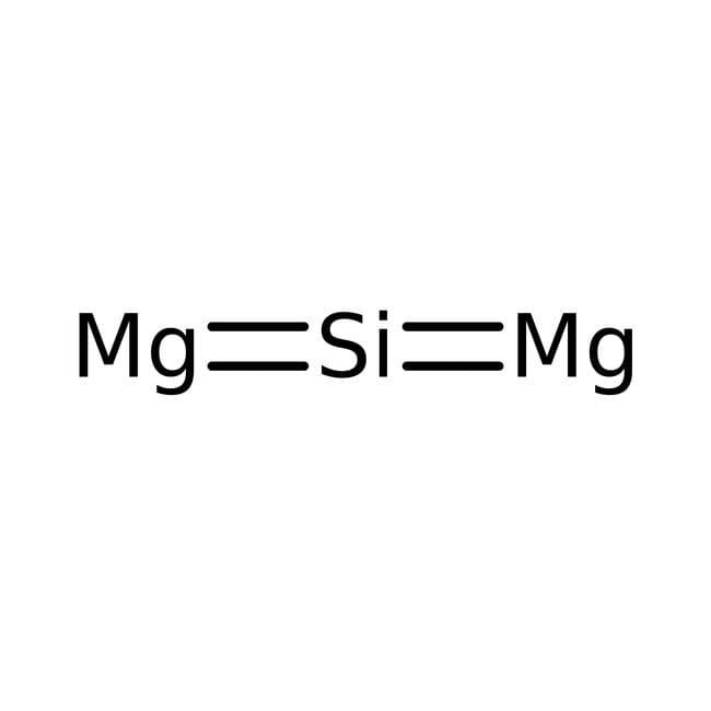 Magnesium silicide, 99.5% (metals basis), Alfa Aesar™