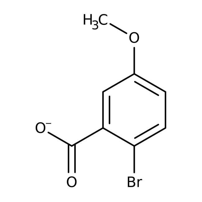 2-Bromo-5-methoxybenzoic Acid 98.0+%, TCI America™