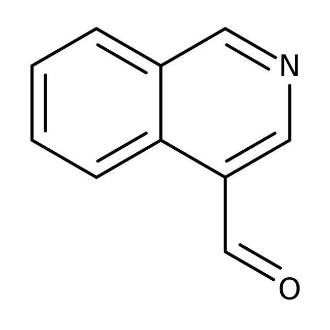 Alfa Aesar  Isoquinoline-4-carboxaldehyde, 97%