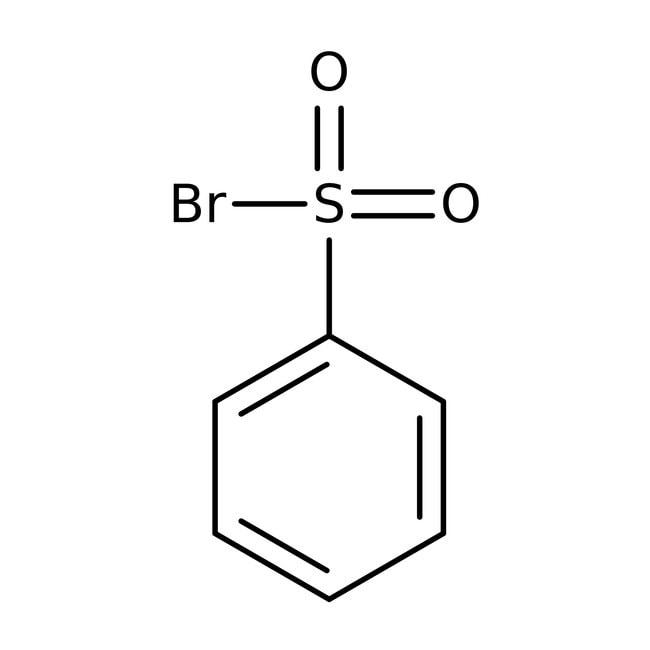 Benzenesulfonyl bromide, 95%, ACROS Organics™