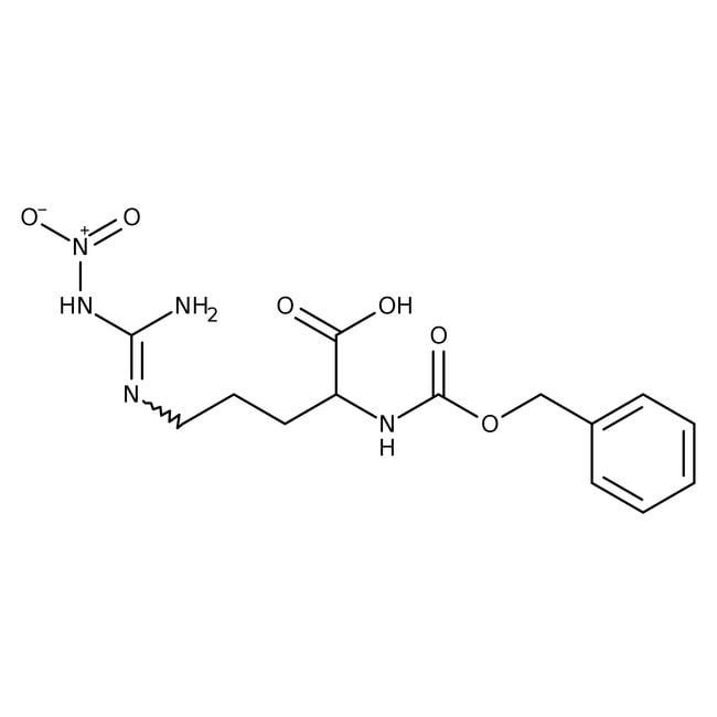Alfa Aesar  Nalpha-Benzyloxycarbonyl-Nomega-nitro-L-arginine, 98%