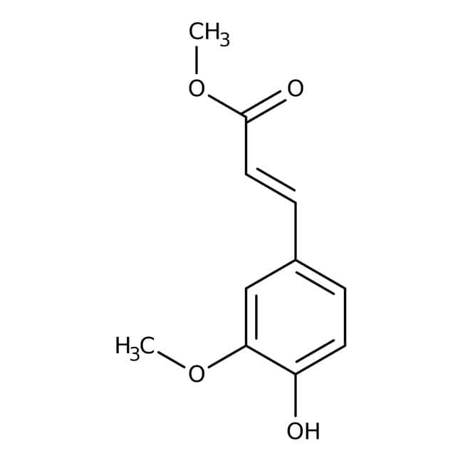 Alfa Aesar  Methyl 4-hydroxy-3-methoxycinnamate, 99%