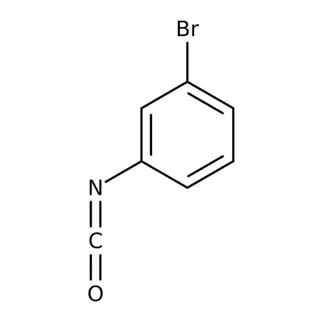 3-Bromphenylisocyanat, 97%, ACROS Organics™ 1 g-Glasflasche 3-Bromphenylisocyanat, 97%, ACROS Organics™
