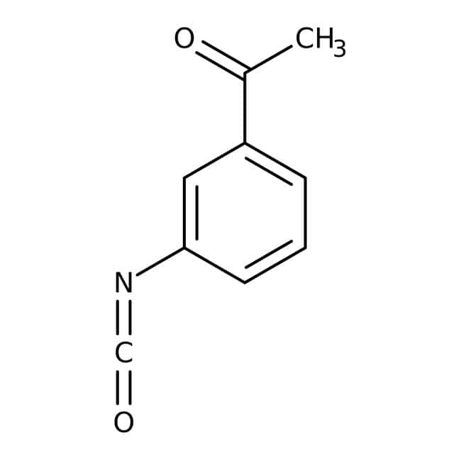 3-Acetylphenyl isocyanate, 97%, ACROS Organics™ 1g 3-Acetylphenyl isocyanate, 97%, ACROS Organics™