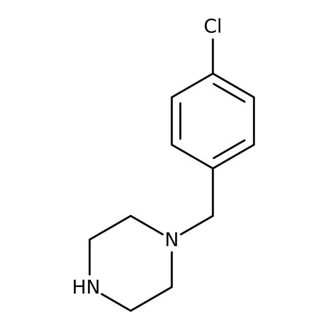 Alfa Aesar™1-(4-Chlorobenzyl)piperazine, 98%
