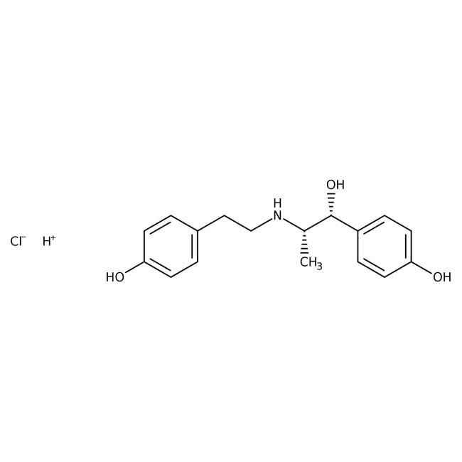 Ritodrine Hydrochloride 98.0+%, TCI America™