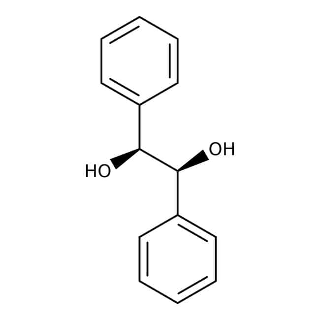 (S,S)-(-)-1,2-Diphenyl-1,2-ethanediol, +98%, ACROS Organics™
