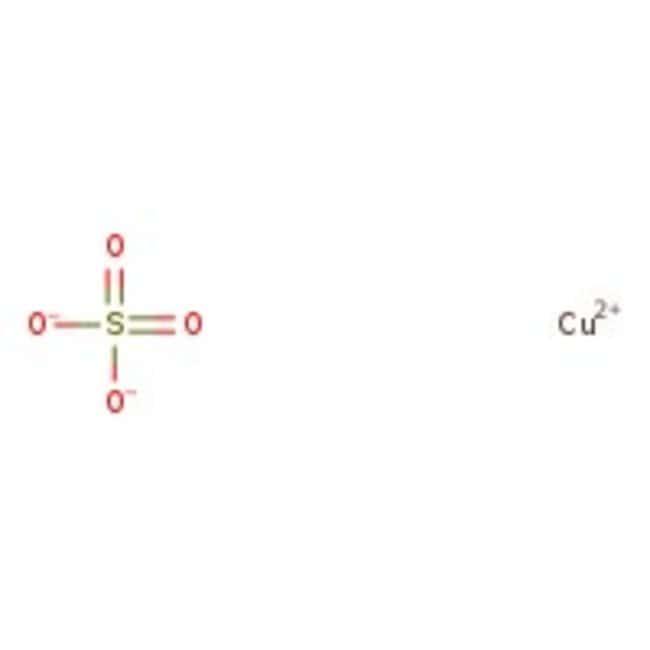 Copper(II) sulfate hydrate, 99.999% (metals basis), Alfa Aesar™, Puratronic™
