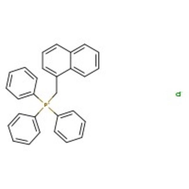(1-Naphthylmethyl)triphenylphosphonium chloride, 97%, Acros Organics